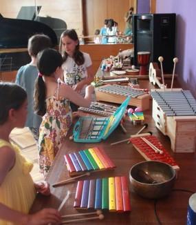 Descoperă marii compozitori: ateliere muzicale pentru copii cu vârsta 8+